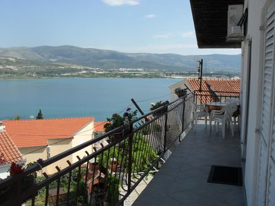 Photo for Apartment Doktor  A2(9)  - Mastrinka, Island Ciovo, Croatia
