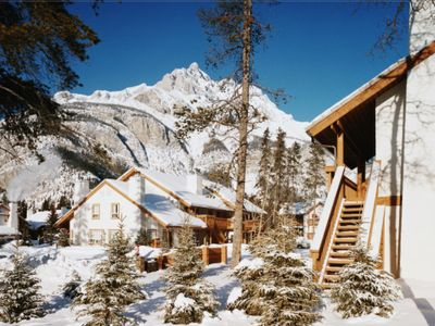 Photo for Banff Rocky Mountain Resort - Banff, Alberta: 1-BR, Sleeps 4, with Full Kitchen