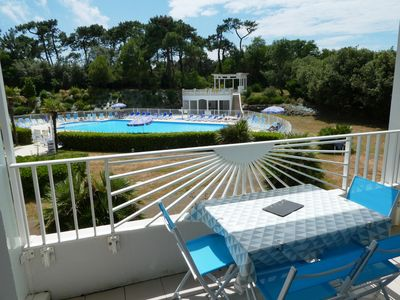 Photo for Sables d'Olonne Beau T3 comfortable, exceptional setting 7 minutes walk from the sea.