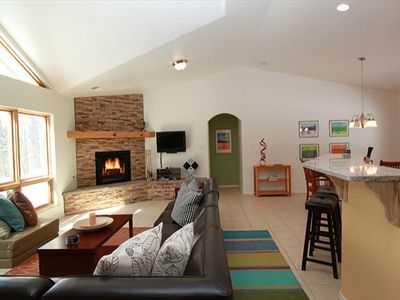 Photo for Angel Haven - Angel Fire Vacation Rental Lodging!
