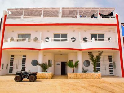 Photo for 1BR Apartment Vacation Rental in Sal Rei, Boa Vista