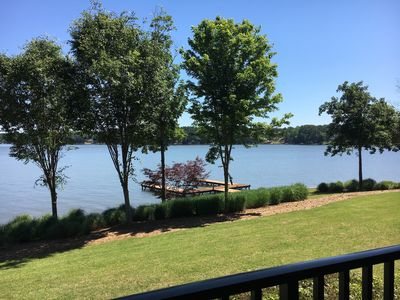 Photo for Luxury Lakefront Condo With Gorgeous Views