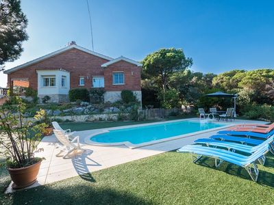 Photo for Club Villamar - Cozy holiday villa with a nice garden and private pool, located at 3 km of the be...