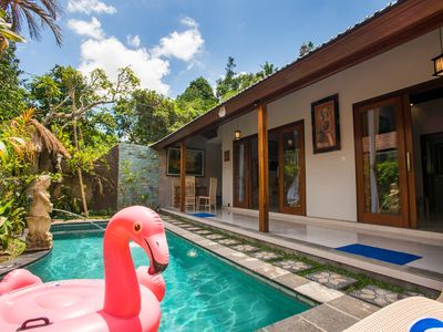 "Photo for New villa ""I LOVE YOU-II"": inhale Bali vibe!"