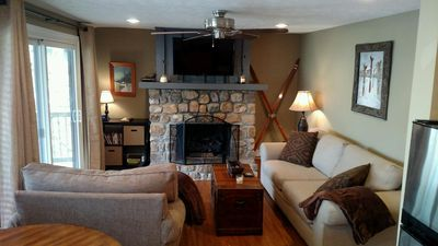 Photo for Ski Hideaway 1BR/1BA Condo by Sugar Mountain Slopes