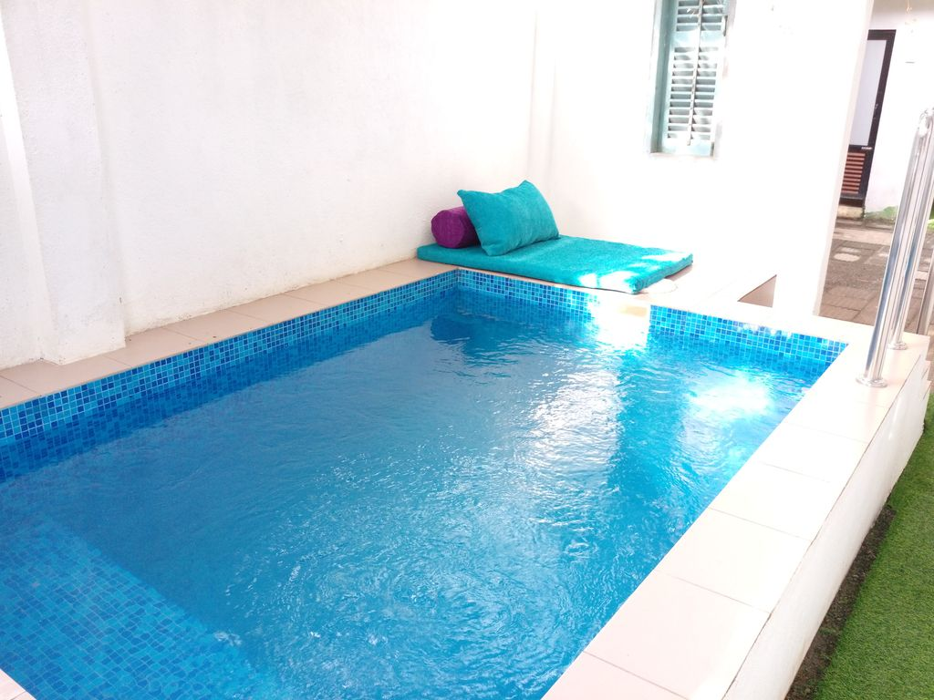 Villa with Plunge pool & jacuzzi - HomeAway