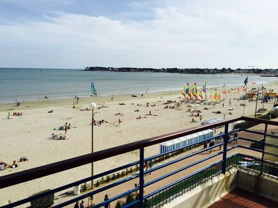 Photo for Luxury apartment, direct access to the beach, 6 people, 2 bedrooms