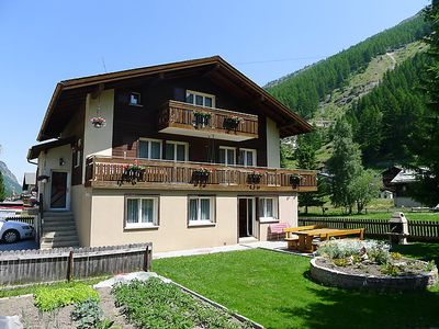 Photo for Apartment Amara in Saas-Grund - 4 persons, 2 bedrooms