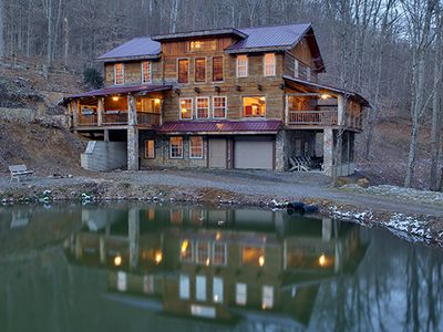 Photo for Beautiful mountain lodge, great for large families, groups, & retreats.
