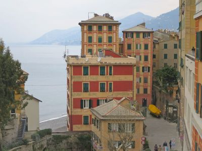 Photo for Apartment Lungomare  in Camogli, Liguria Riviera Levante & Cinque Terre - 5 persons, 2 bedrooms