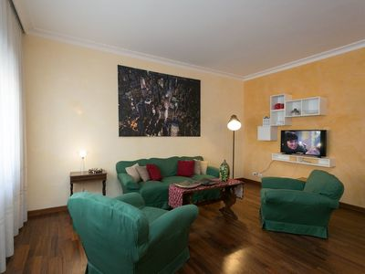 Photo for Colosseum & Appian Way from a Family Apt