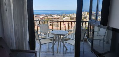 Photo for Achacay - 2 Bed Apt with spectacular sea views