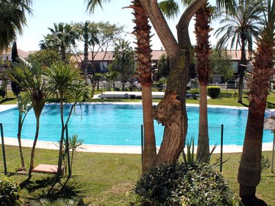 Photo for First floor apartment Chiclana de la Frontera, Aldea del Coto