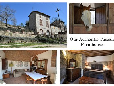 Photo for Chianti Experience - Family countryside vacation! Btw Florence & Siena