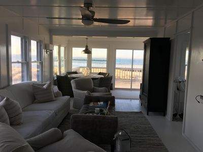 Photo for Rare waterfront property perched overlooking Noyac Bay in Sag Harbor