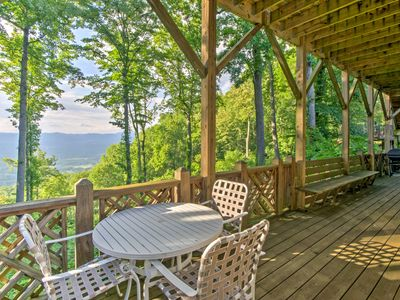 Photo for Weaverville Cabin on Bill's Mountain w/Scenic View