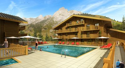 Photo for 1 bedroom accommodation in La Clusaz