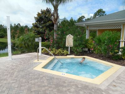 Photo for Quiet Affordable 2bed+2bath villas 6 min to Disney