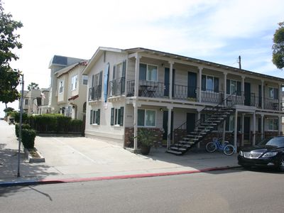 Photo for Adorable South Mission Studio7-Steps to Ocean & Bay, Walk 5min To Belmont Park7