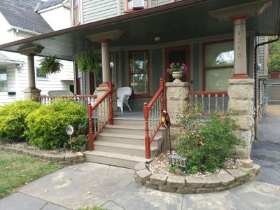 Photo for Charming Historical Home--5 Min To Downtown/Metrohealth