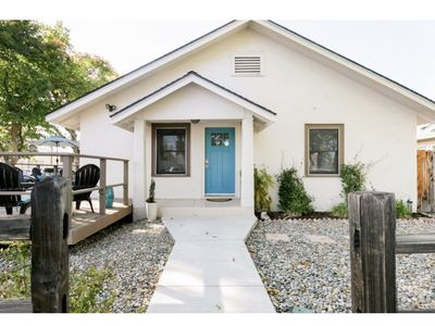 Photo for Charming Boutique-Style Duplex in Premier Downtown Location