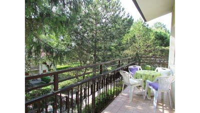 Photo for Beautiful 2 bedroom apartment with parking
