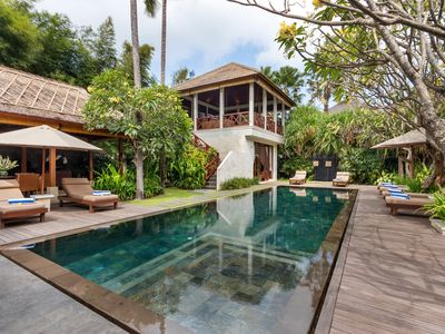 Photo for Rubina Luxury 4 Bed Villa, Central Seminyak