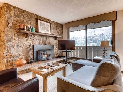 Photo for Woodburning Fireplace & location between Vail & Lionshead Village | Scorpio 304