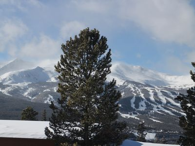 Available December 27- January 3,  3 Bedroom Condo  With Great Mountian Views