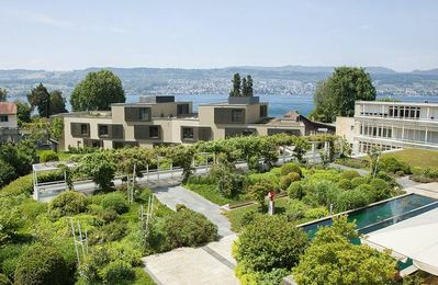 Photo for 1BR Apartment Vacation Rental in Meilen, Zürichsee