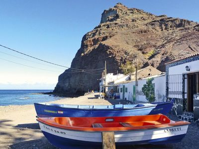 Photo for Terraced house, Playa Tasarte  in Gran Canaria - 4 persons, 3 bedrooms