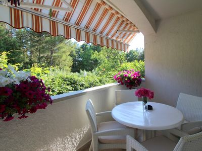 Photo for Holiday apartment with air conditioning, internet access, satellite TV