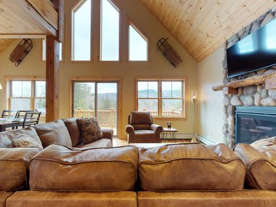 Photo for The Escape at Thunder Snow NEW Sunday River lodge w/stunning views to wake up to