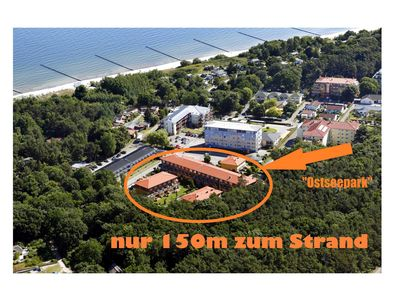 Photo for Zempin Ostseepark WE 5 ** 100m to the beach Ostseepark Zempin ** - Zempin Ostseepark WE 05 ** Insel Usedom ** 150m to the beach **