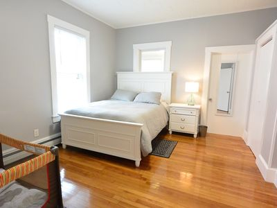 Photo for Positioned close to train to Airport, Boston and historical Revere Beach