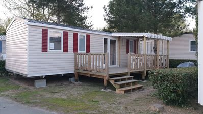 Photo for New mobile home 3 bedrooms