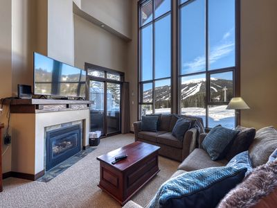 Photo for A condo with a view that takes your breath away. True Ski in/Ski out