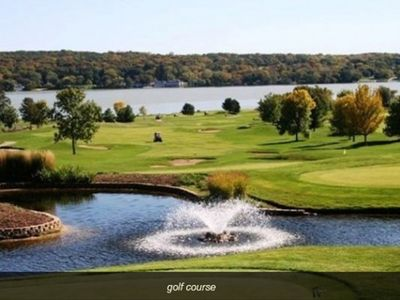 Photo for Newly Remodeled 2 Br CUTE n COZY LIGHTHOUSE CONDO ON THE GOLF COURSE!