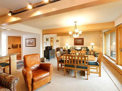 Photo for Unit #621: 2 BR / 3 BA 2 bedroom + den in Snowmass Village, Sleeps 6