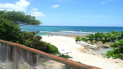 Photo for Ocean View 2 Bed /2 Bath Beach House with A/C !