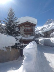 Photo for Val d'Isere rental luxury apartment for 4 people