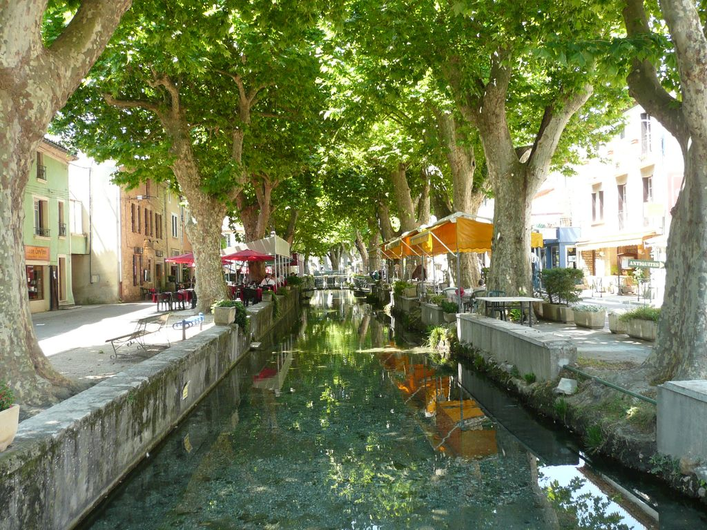 Beautiful Apartment In Goudargues Lovely Canal 1517491
