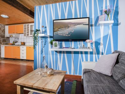 Photo for House in Punat town center - perfect for families or group of friends