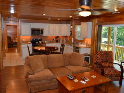 Photo for Polly's Place - Custom 1 Bedroom Apt, Central Location, Couple's Getaway