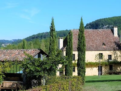 Photo for 5BR Estate Vacation Rental in vezac, Nouvelle-Aquitaine