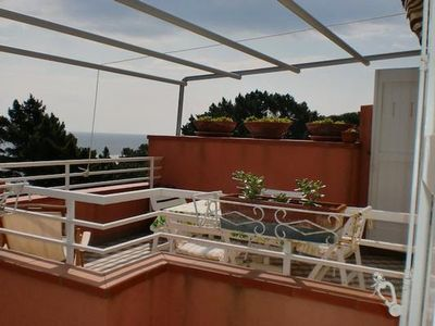 Photo for Holiday apartment Porto Azzurro for 1 - 7 persons with 3 bedrooms - Holiday apartment