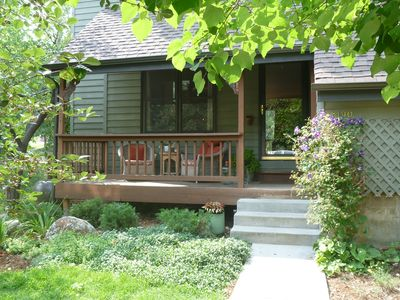 Photo for The Riverside House - Your North Boulder Vacation Retreat