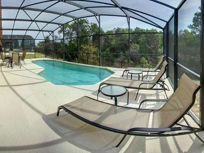 Photo for Awesome 4 bedroom villa with spectacular nature preserve views