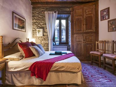 Photo for Casa Coto Moreu with LUDERNA in Betrén, Vielha, authentic holidays in Pyrenees