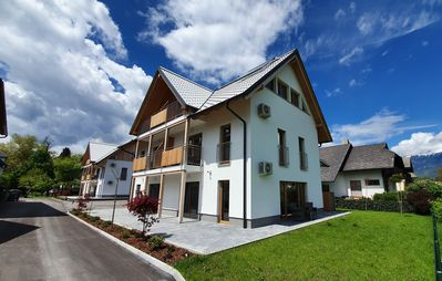 Photo for 5 PERSON-BB Bled-2019 (NEW)-3 min from Lake and City Centre